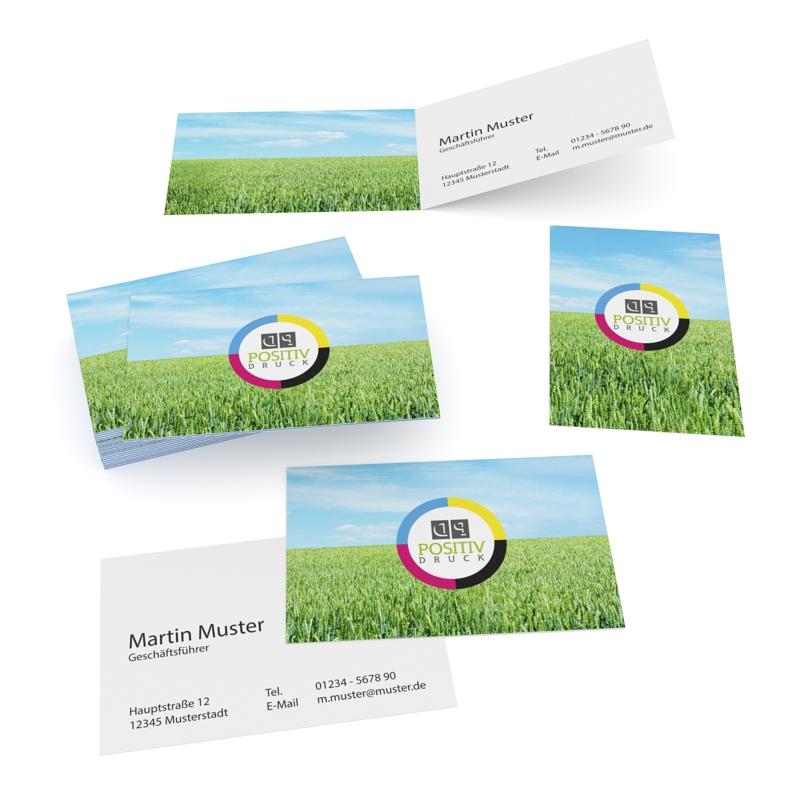 Visitenkarten Gestalten Und Drucken Lassen Top Qualität